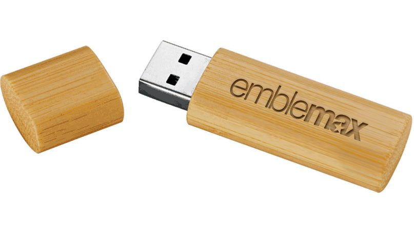 picture of custom printed usb drive