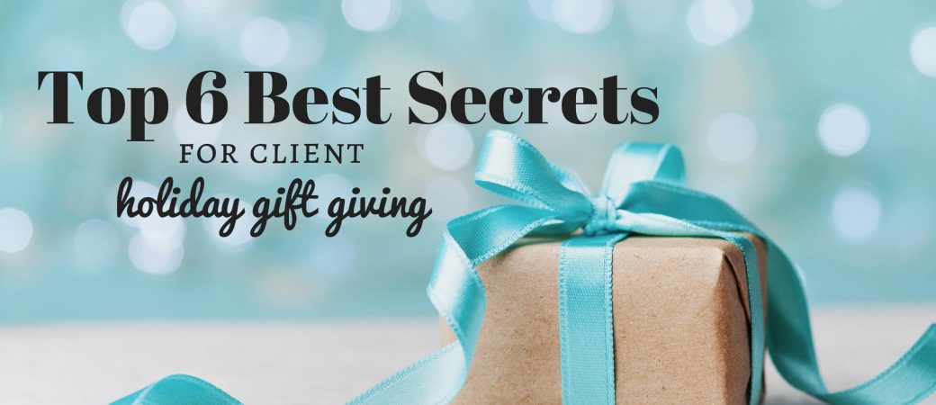 holiday gift secrets